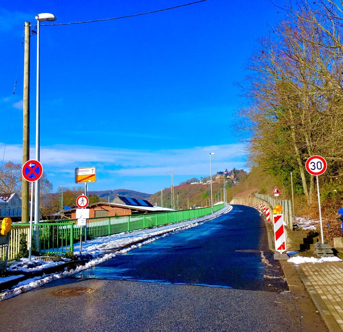 K11 Linz Ockenfels wieder in beide richtungen befahrbar